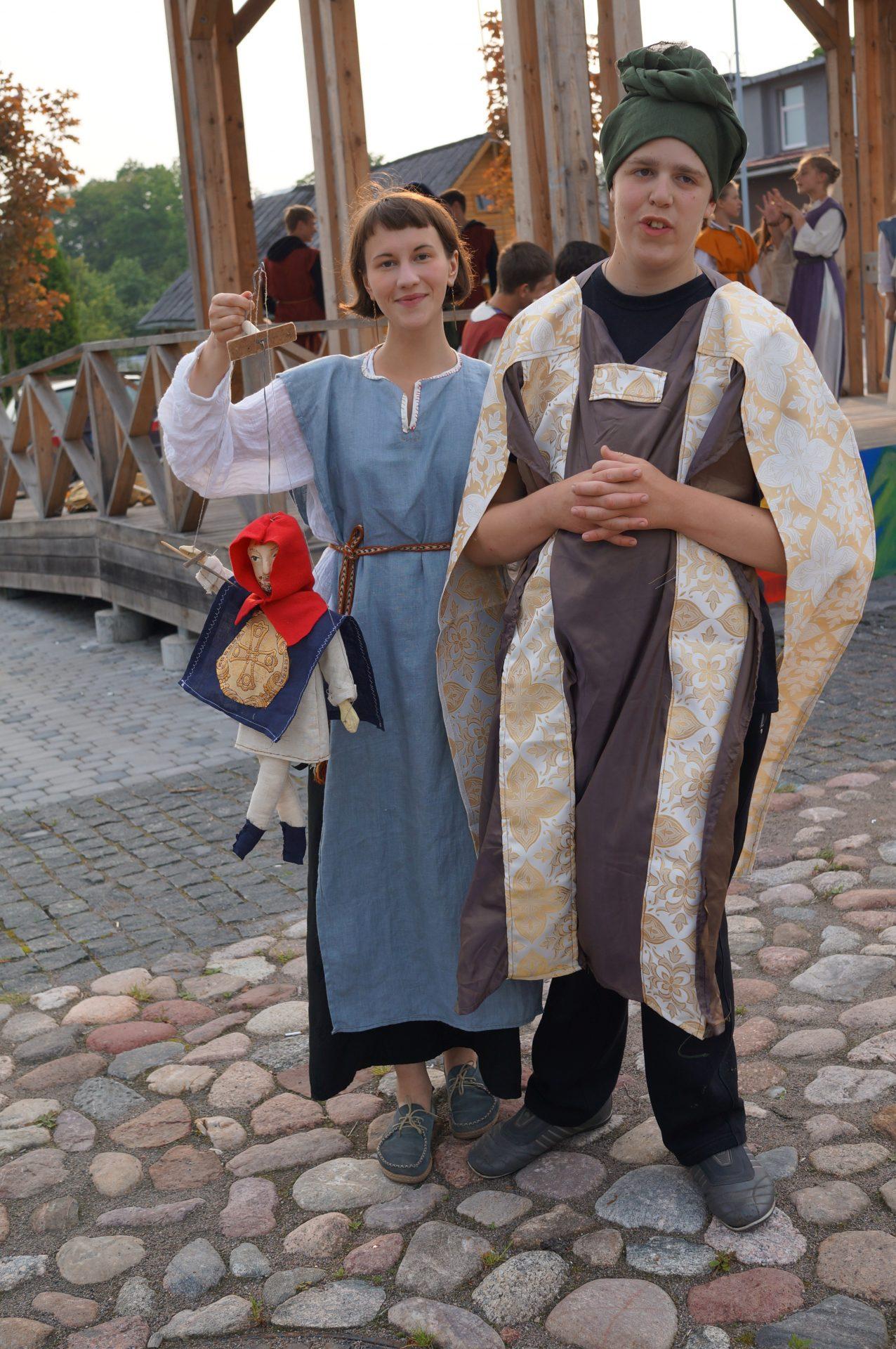 Литва: Вероника и Илья