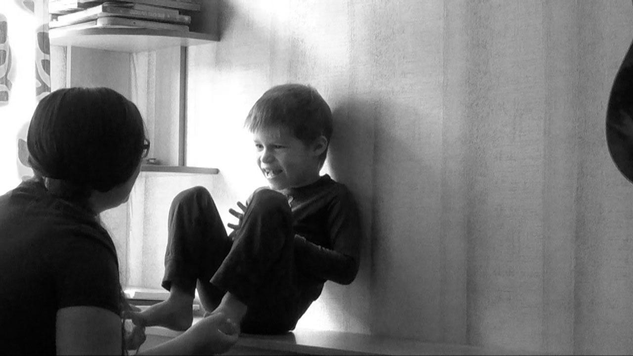 Подготовка к школе: занятие дома