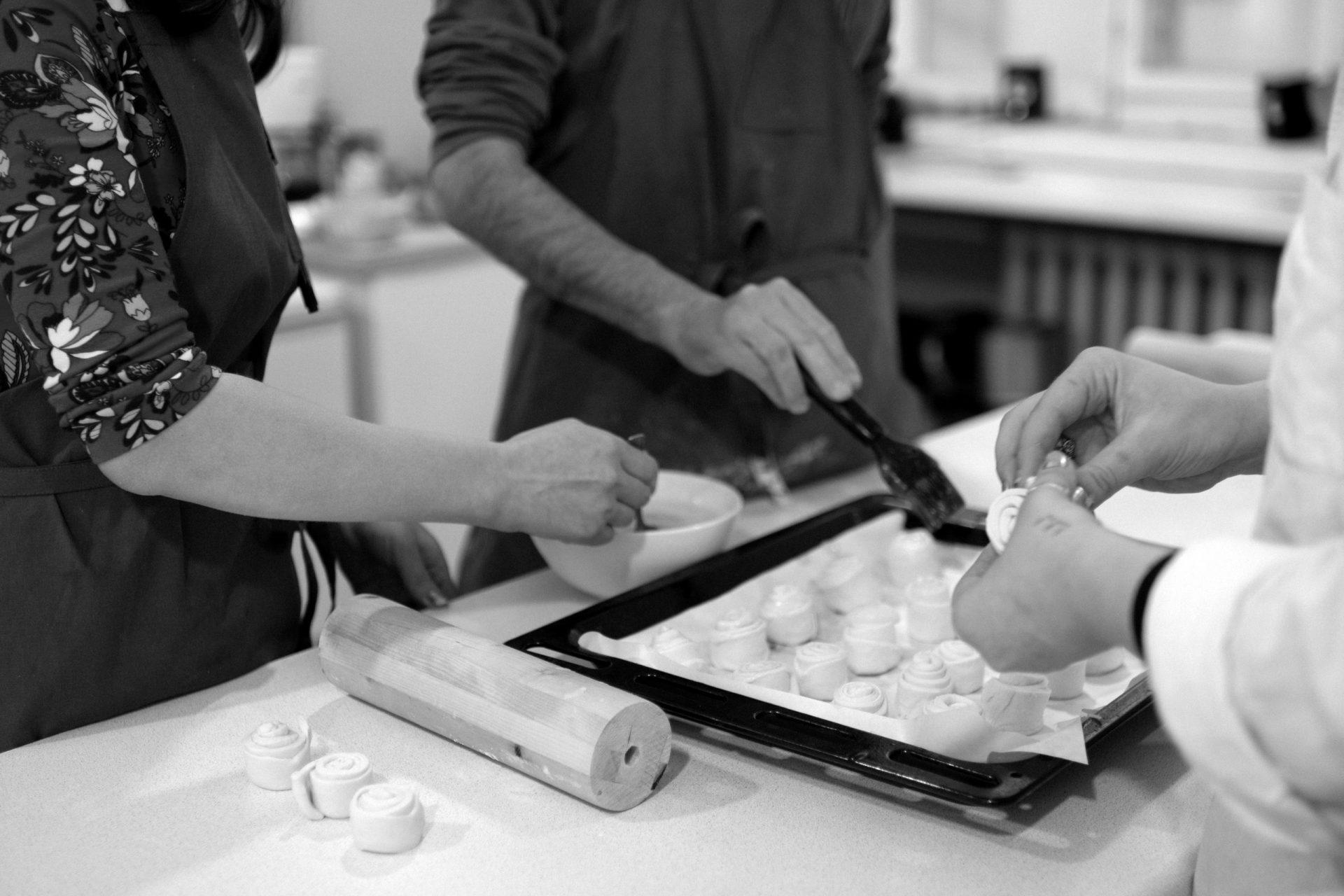Центр на Невском: кулинарная мастерская