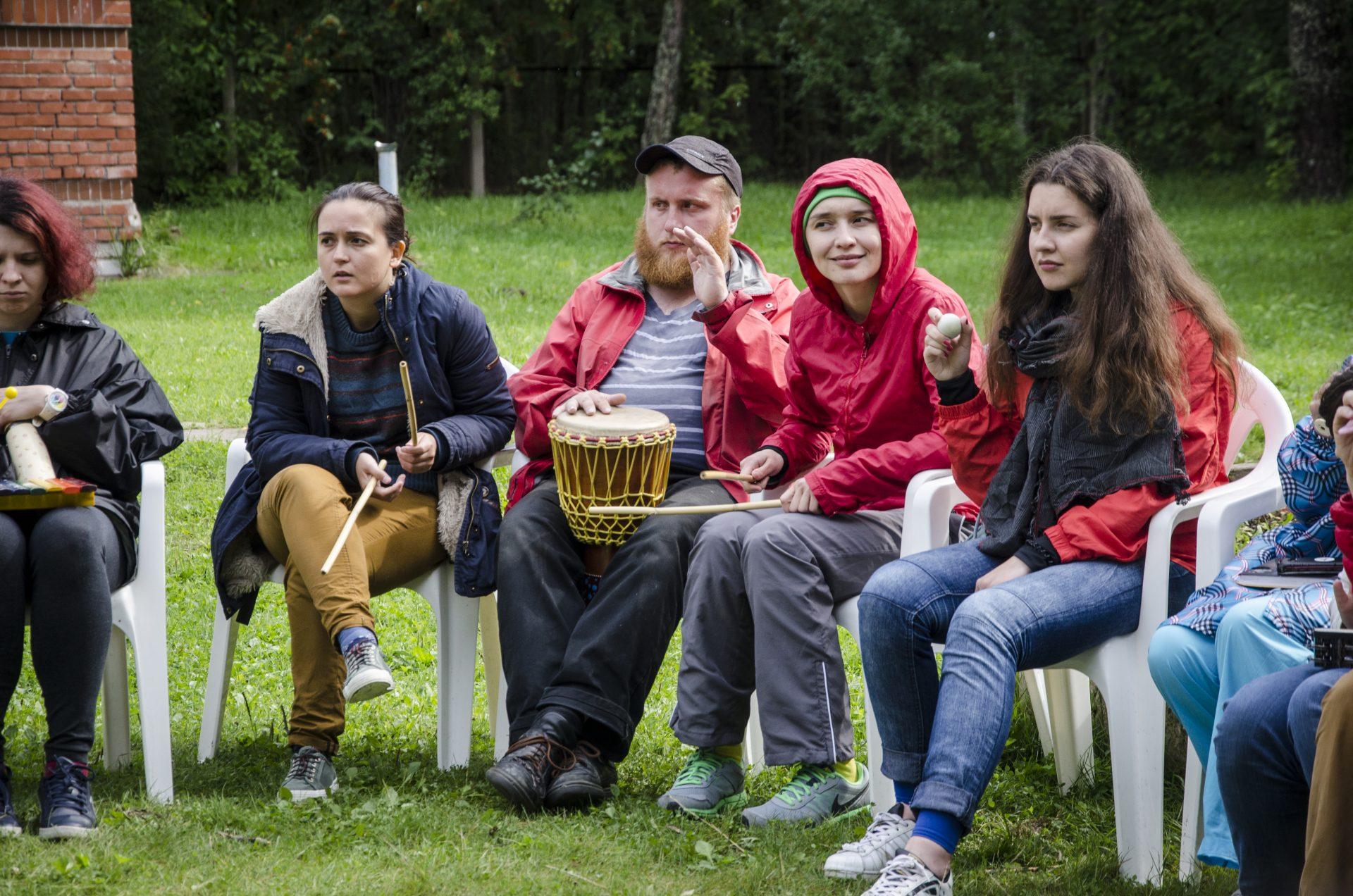 Театральный лагерь. Музыка